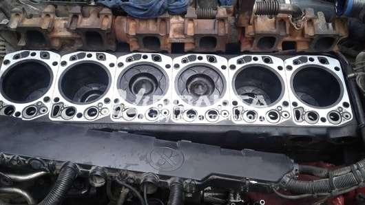 Ремонт двигателя Ман