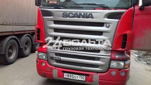 Ремонт грузовых автомобилей Скания