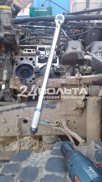 ремонт двигателя камаз