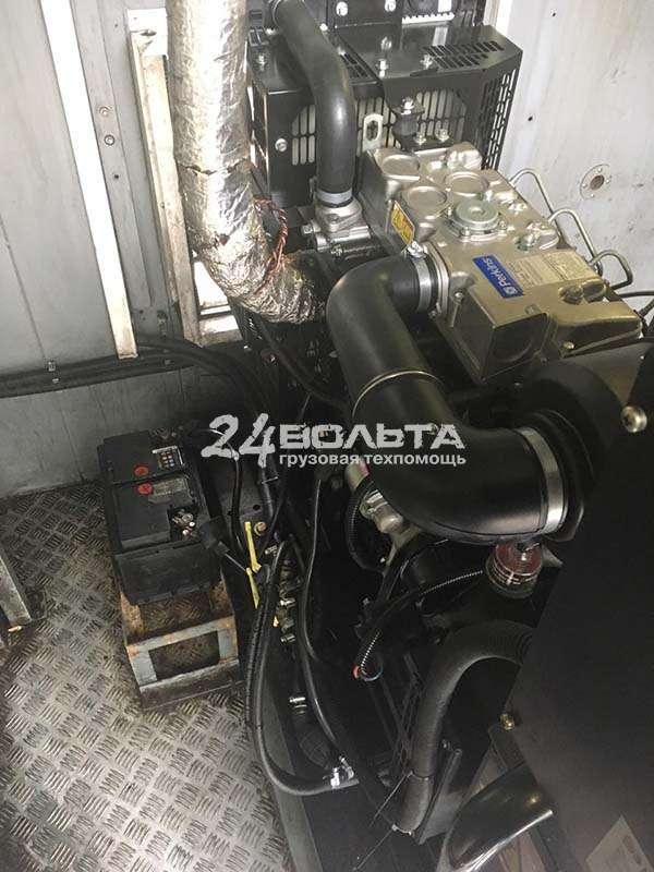 Двигатель ДЭС