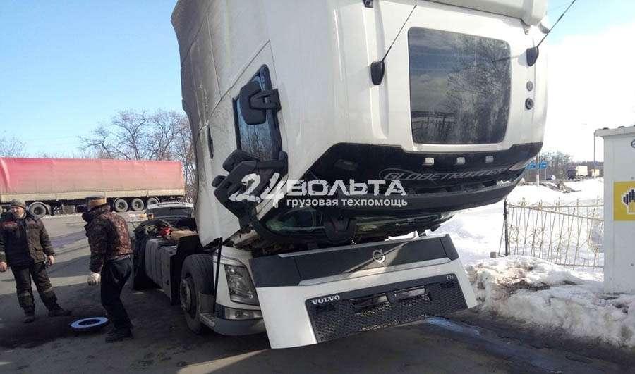 Ремонт грузовых автомобилей в Екатеринбурге
