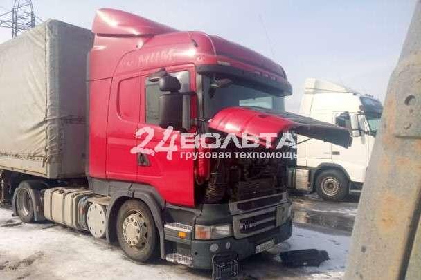 Ремонт грузовиков в Уфе