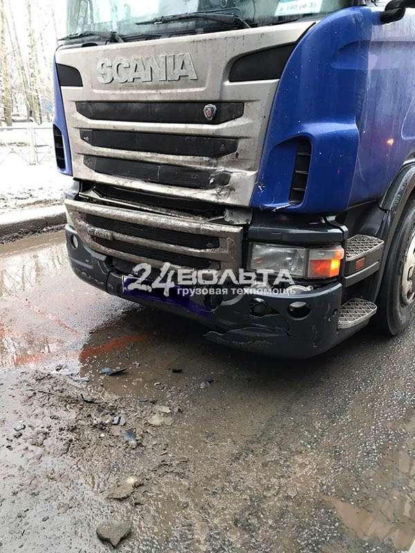 Ремонт грузовых автомобилей в Новосибирске