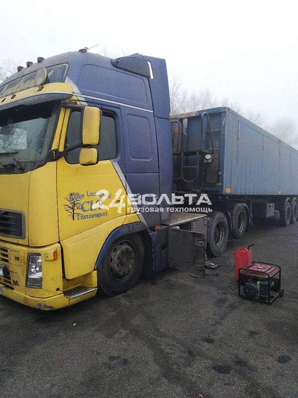 Ремонт грузовых автомобилей в Перми