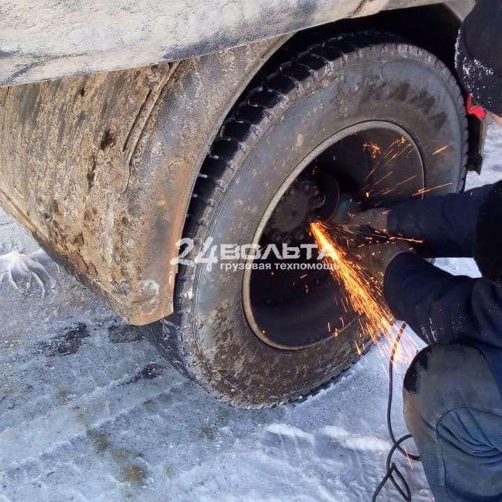 Ремонт грузовых автомобилей в Тамбове