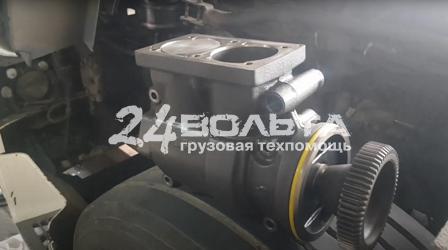 Ремонт компрессора ДАФ 105