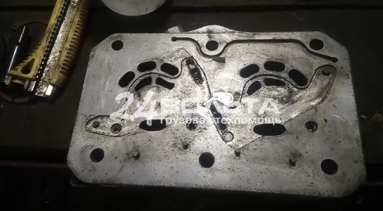 Ремонт компрессора ДАФ 95