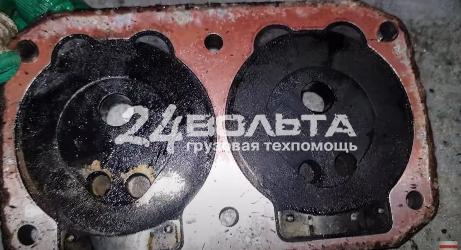 Ремонт компрессора Ивеко Еврокарго с выездом