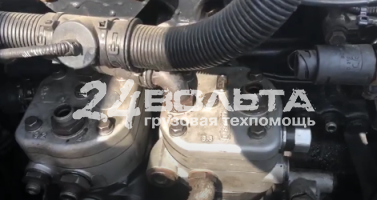Ремонт компрессора Ман ТГС
