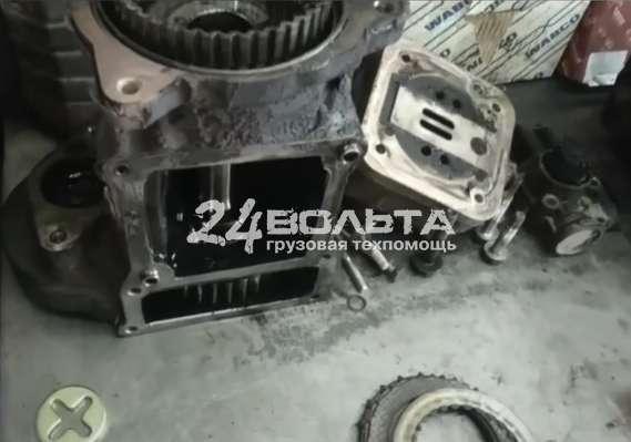 Ремонт компрессора Ман ТГХ