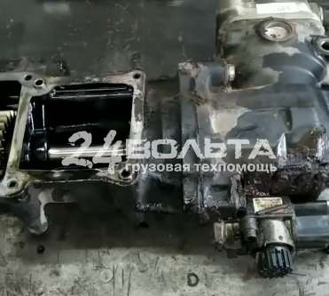 Ремонт компрессора Ман ТГХ с выездом