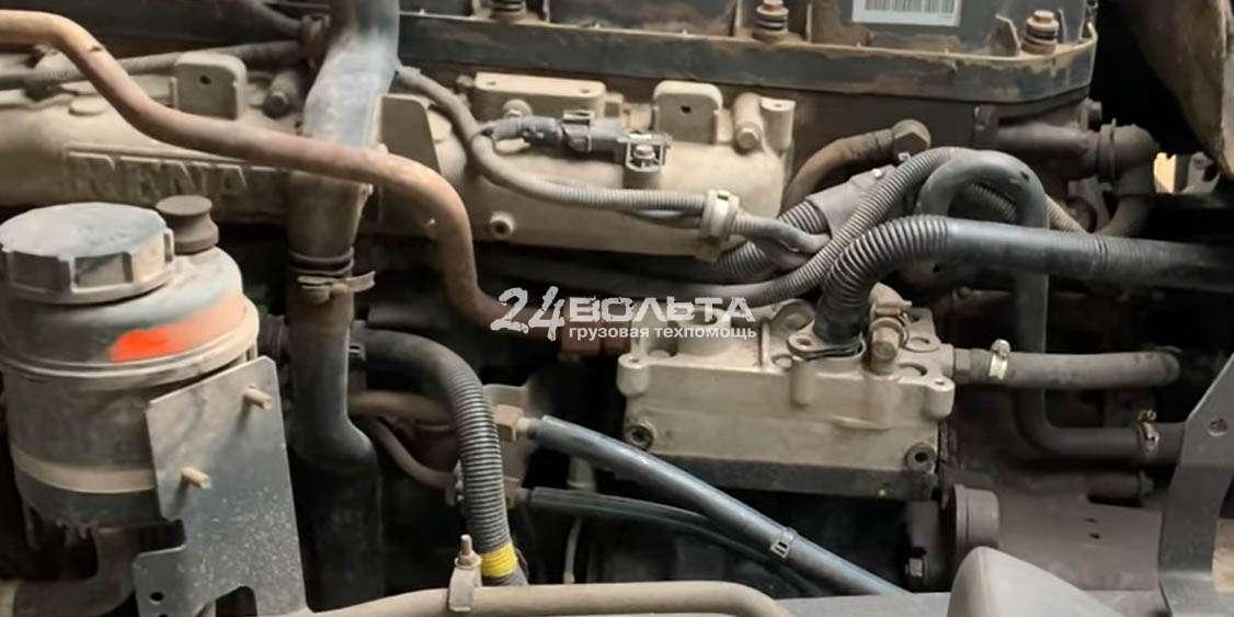 ремонт компрессора Рено