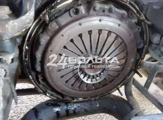 Замена сцепления грузовика в Кирове