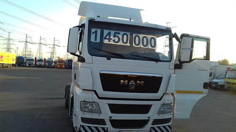 Диагностика грузового перед покупкой