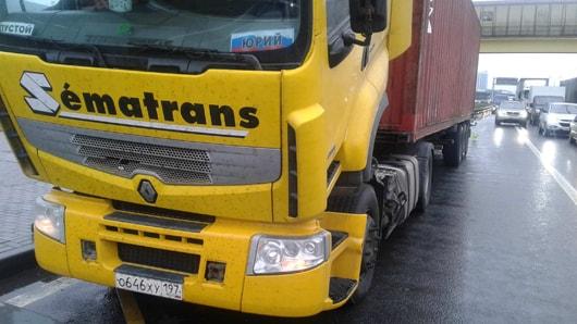 Ремонт грузовых рено