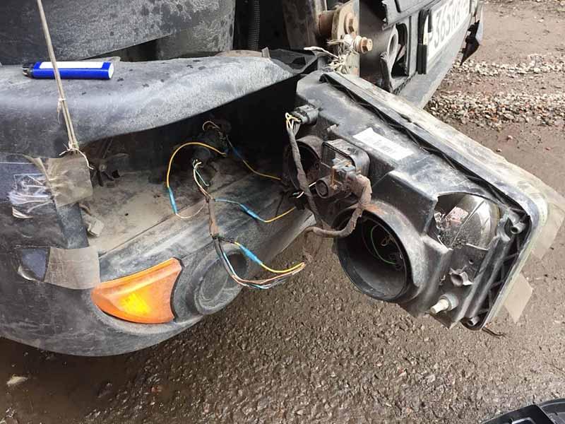 Выездной электрик по грузовикам