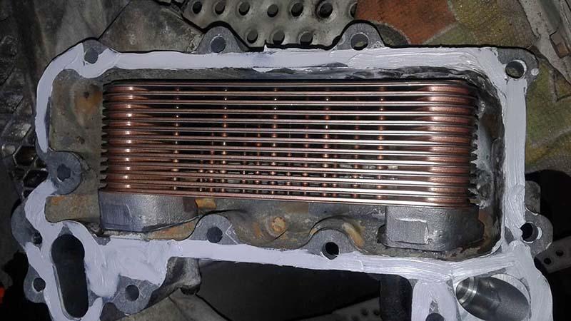 Замена теплообменника цена работы газовый настенный котел с раздельным теплообменником